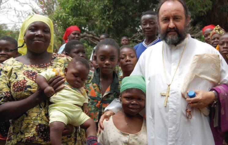 El obispo de Bangassou