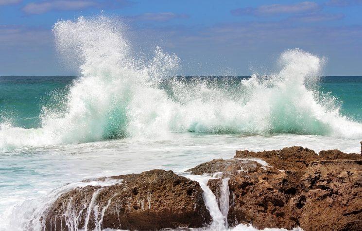 Dios y el mar