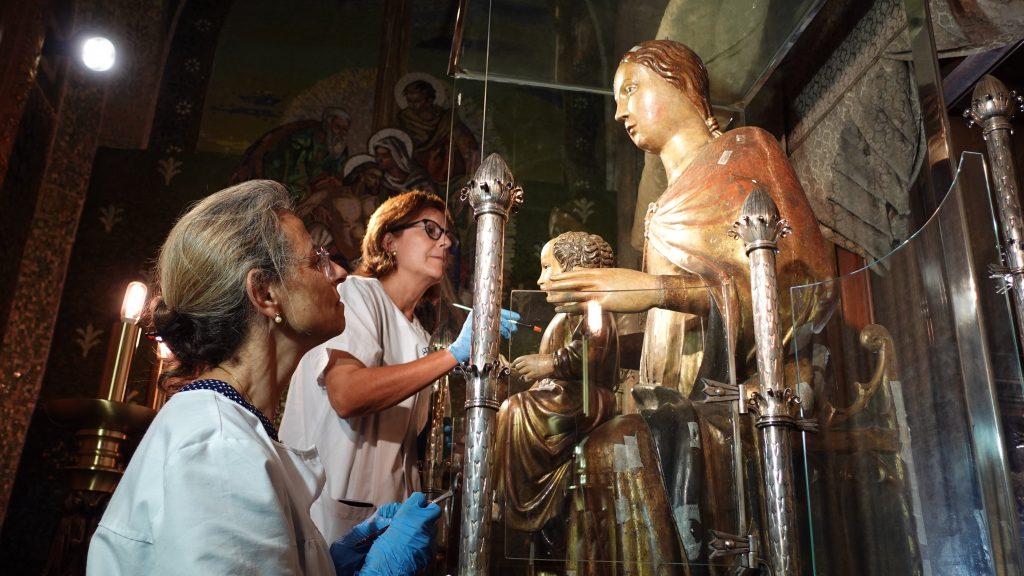 Restauració Mercè